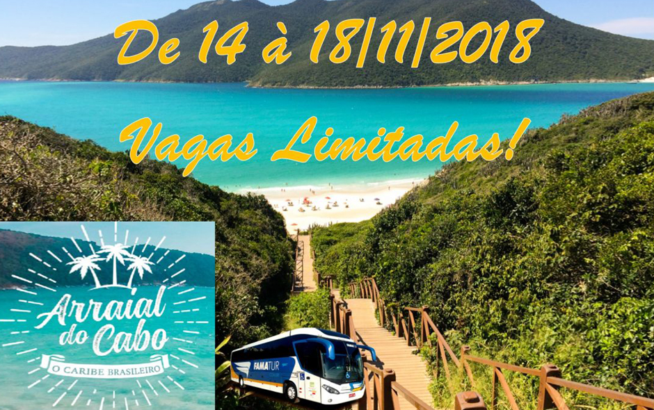 ARRAIAL DO CABO – RJ