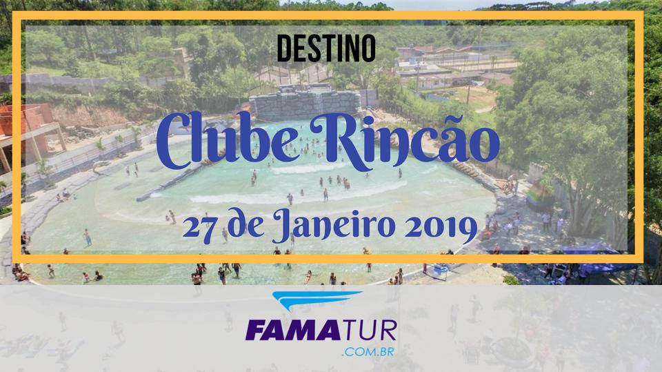 CLUBE E PARK RINCÃO