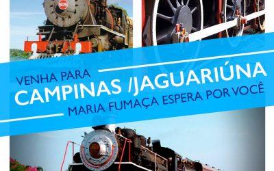 MARIA FUMAÇA – CAMPINAS/JAGUARIÚNA