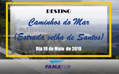 CAMINHOS DO MAR