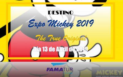 EXPO MICKEY 2019