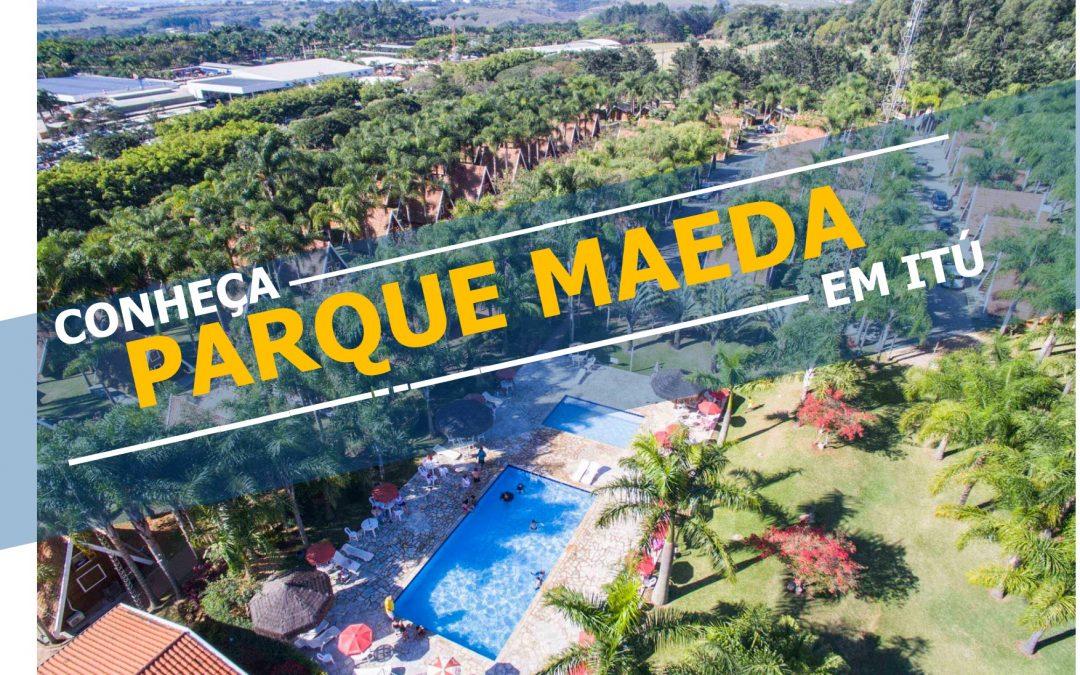 PARQUE MAEDA (ITÚ) – INFORMATIVO TURÍSTICO
