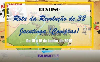 ROTA DA REVOLUÇÃO DE 32