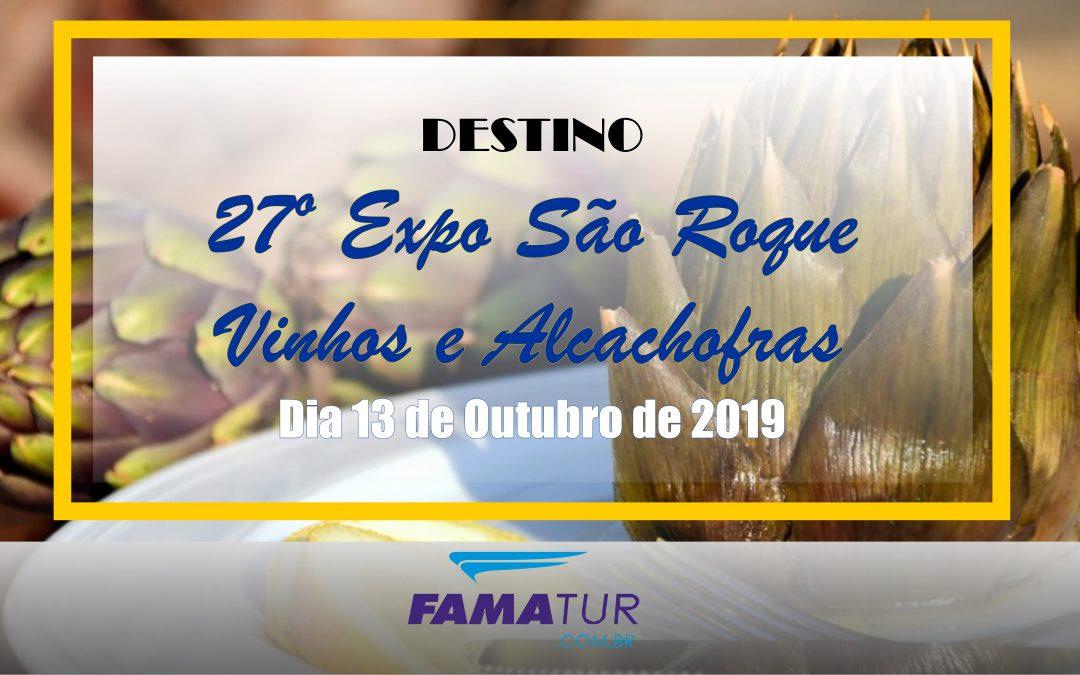 27º EXPO SÃO ROQUE