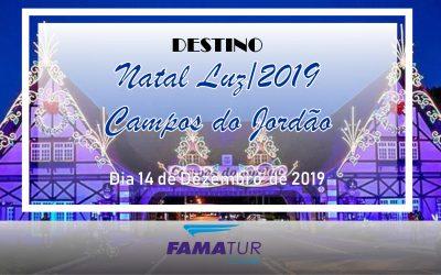 NATAL LUZ – CAMPOS DO JORDÃO/2019