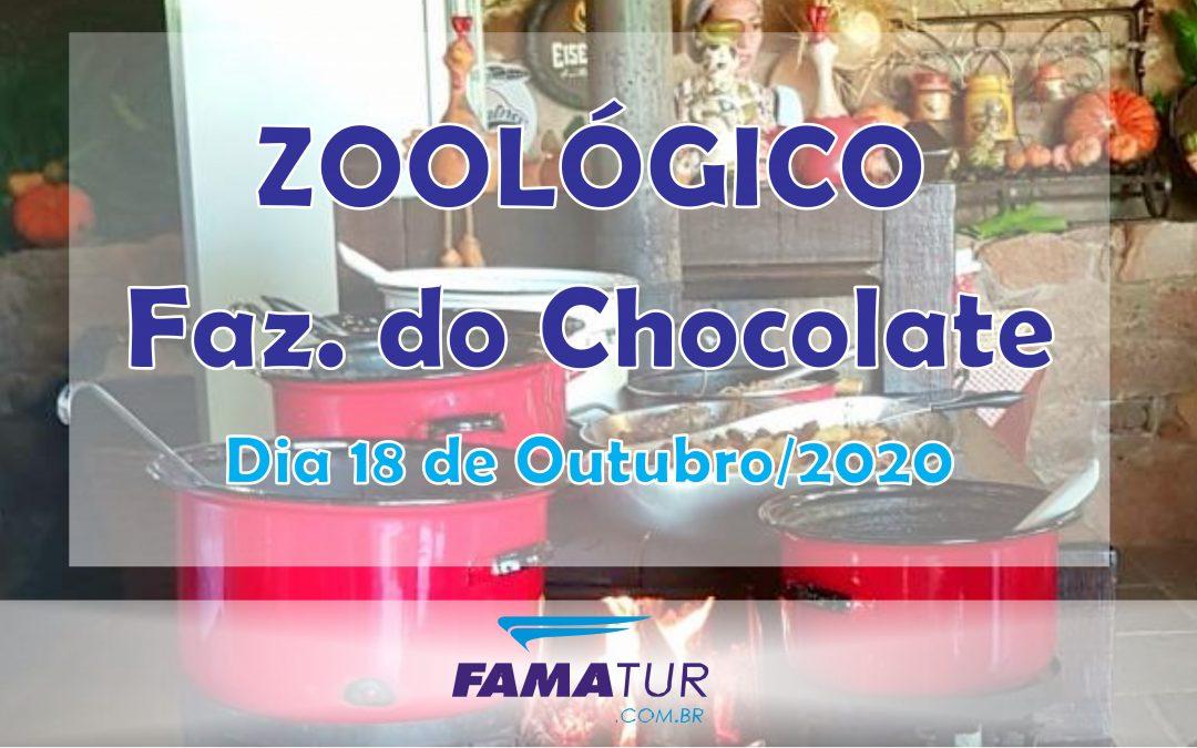 ZOOLÓGICO DE SOROCABA & FAZENDA DO CHOCOLATE