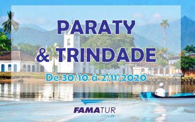 PARATY & TRINDADE/RJ