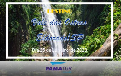ELDORADO,SP – Vale das Ostras