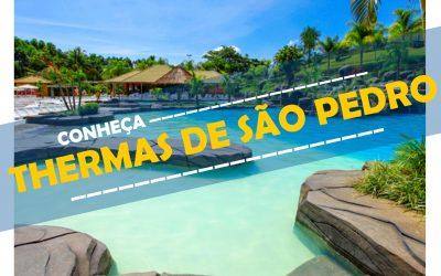 THERMAS DE SÃO PEDRO – INFORMATIVO TURÍSTICO