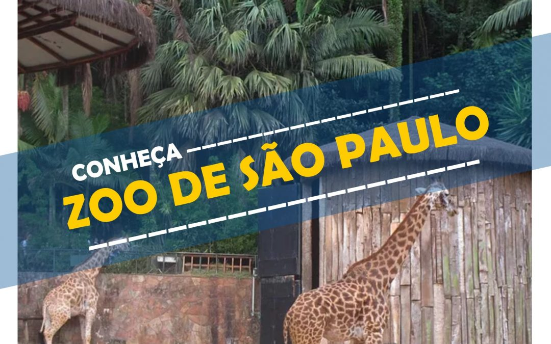 ZOO DE SÃO PAULO – INFORMATIVO TURÍSTICO
