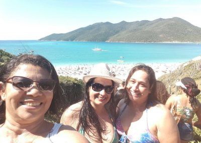 Arraial do Cabo 27.04 à 01.05.2018