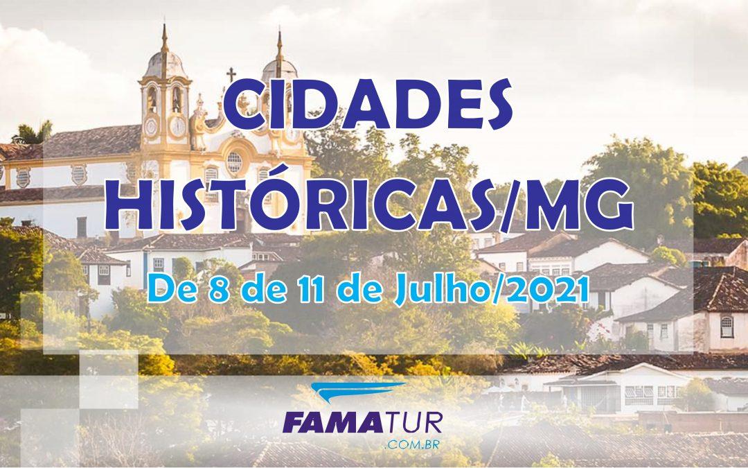 CIDADES HISTÓRICAS/MG
