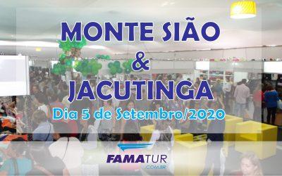 JACUTINGA & MONTE SIÃO